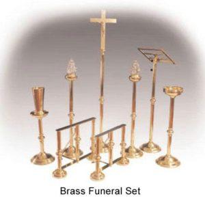 Brass-Funeral-Set