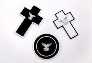 mourning cross